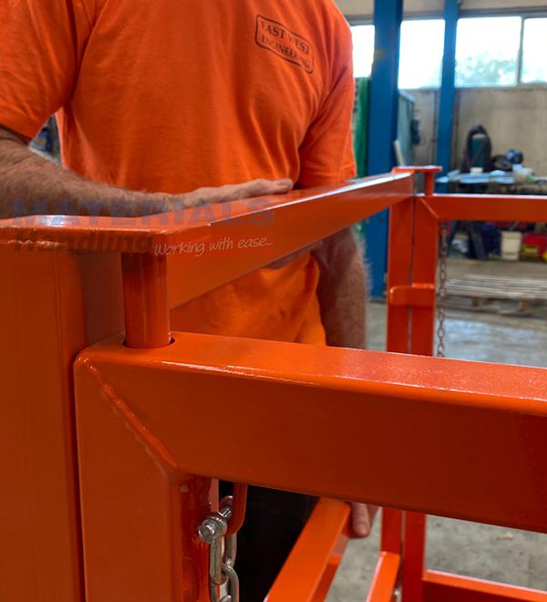 MWPOPRB Forklift Order Picker Cages 3