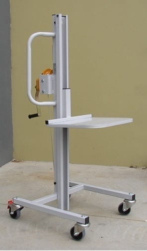MatHand Mobile Lift Trolleys - S Series
