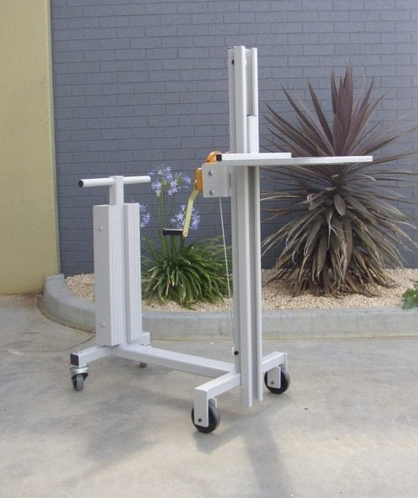 MatHand Mobile Lift Trolleys - Counterbalanced