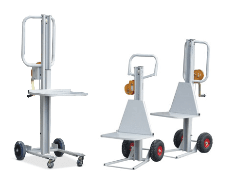 MatHand Mobile Lift Trolleys