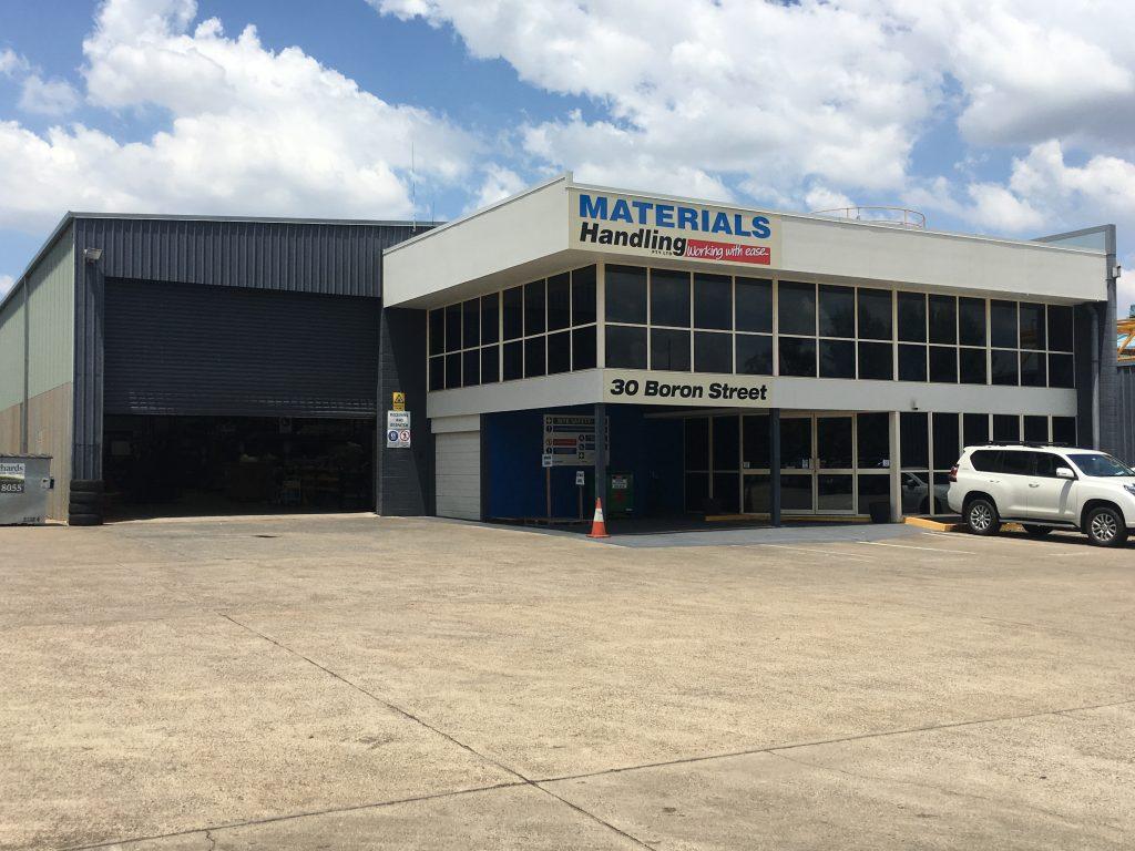 Materials Handling Head Office
