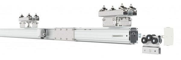 MechRail Lightweight Aluminium Crane Systems