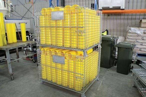 Mesh Storage Cage application 2