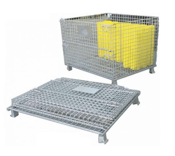 Mesh Storage Cage hero