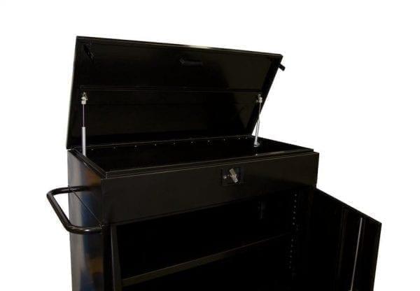 Mini Bar Cart BWHMB11LB open top