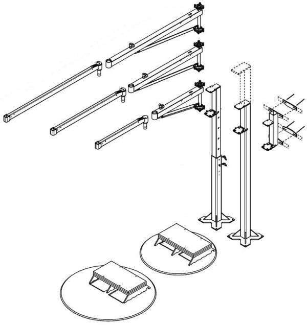 MobiCrane options