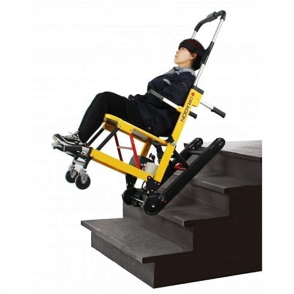 Mobile Stair Lift ST003A application
