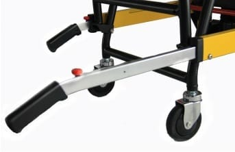 Mobile Stair Lift extendable handles