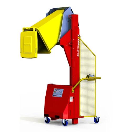 Multi-Tip Wheelie Bin Tipper
