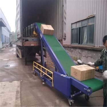 NH truck loader