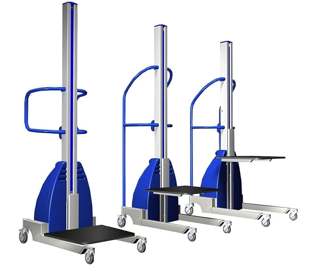 Newton Clean Lifter lift trolley