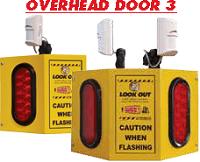 Look Out Overhead Door OH3 Model