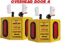 Look Out Overhead Door OH4 Model