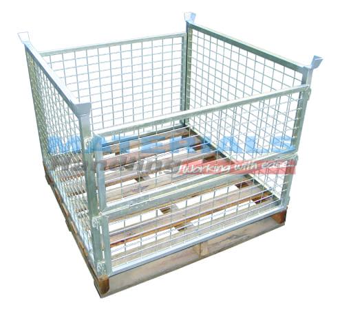 SPCT2 Pallet Converter Cages