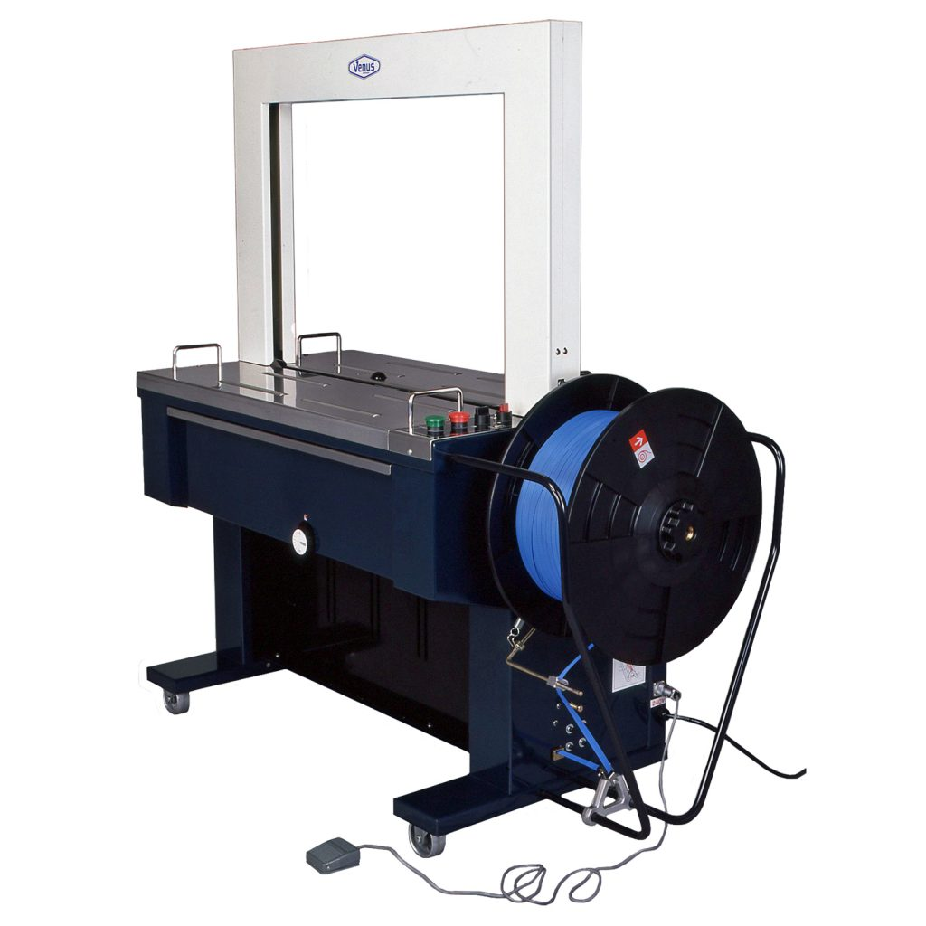 PMS331002 Auto strapping machine