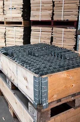 Pallet Collars Heavy Storage