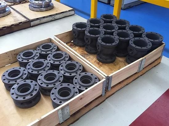 Pallet Collars Organise Components 2