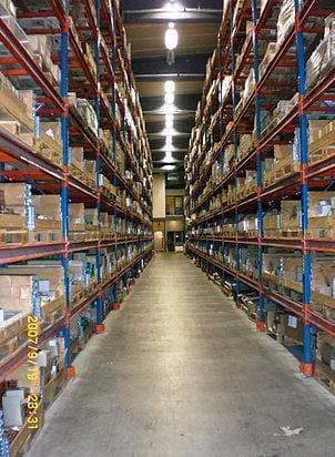 Pallet Collars Warehouse Efficiency