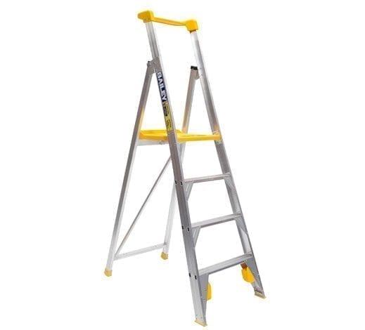 Platform Stepladders Pro AL 170 kg 1 e1526624755690