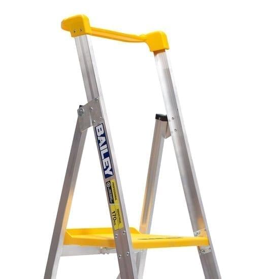 Platform Stepladders Pro AL 170 kg 2
