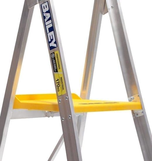 Platform Stepladders Pro AL 170 kg 3