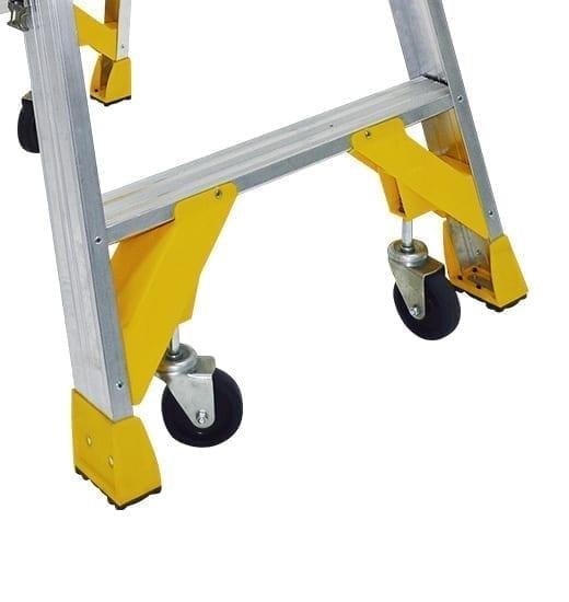 Platform Stepladders Pro AL P170 Job Station 170 kg 3