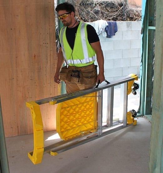 Platform Stepladders Pro AL P170 Job Station 170 kg 7