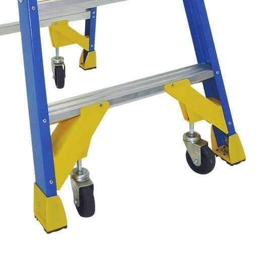 Platform Stepladders Pro FG P170 Job Station 170 kg 3
