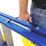 Fibreglass Platform Stepladders P170 Job Station 170 kg