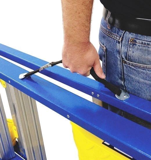 Platform Stepladders Pro FG P170 Job Station 170 kg 5