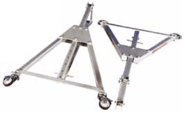 Porta-Gantry Aluminium Gantry 2000kg to 5000kg - Materials Handling