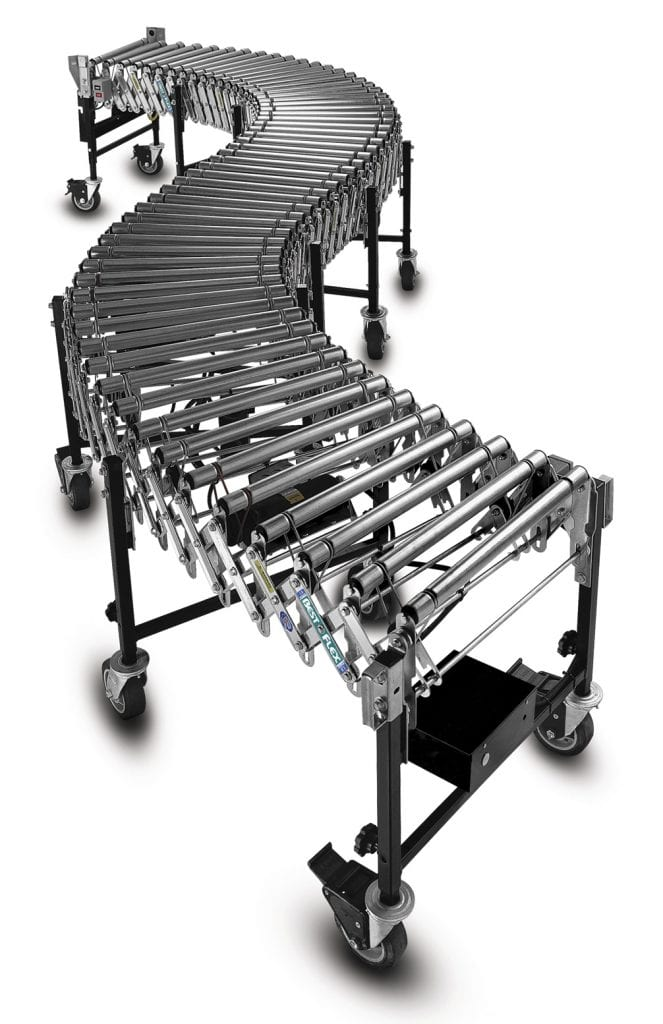 PowerFlex Expandable Conveyors