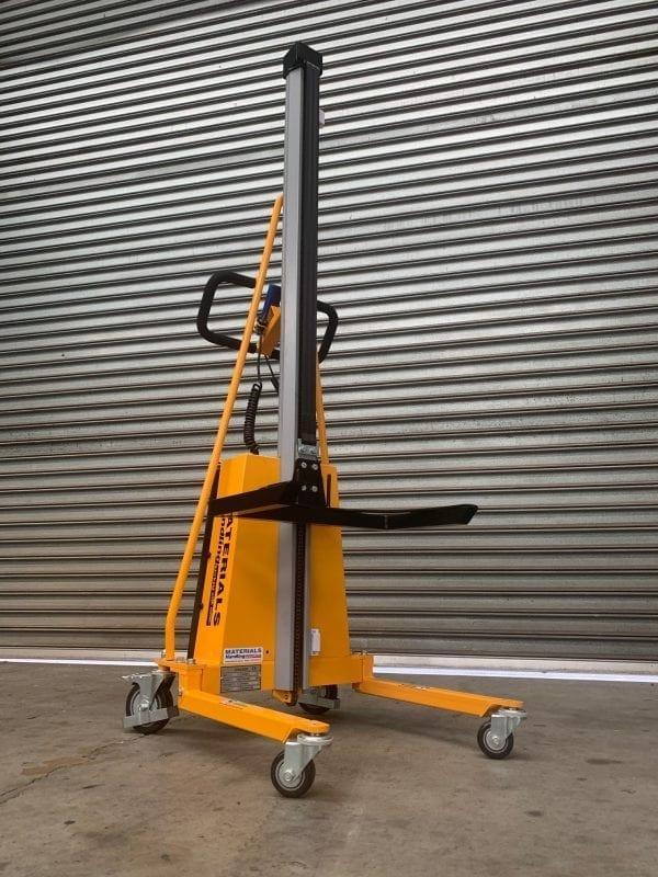 Powered Mobile Platform Lifter DEMO Brisbane