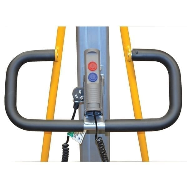 Powered Mobile Platform Lifter control