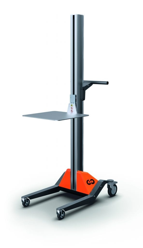 Powerlift GO Powered Lifting Trolley