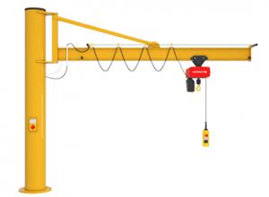 Free Standing Jib Crane