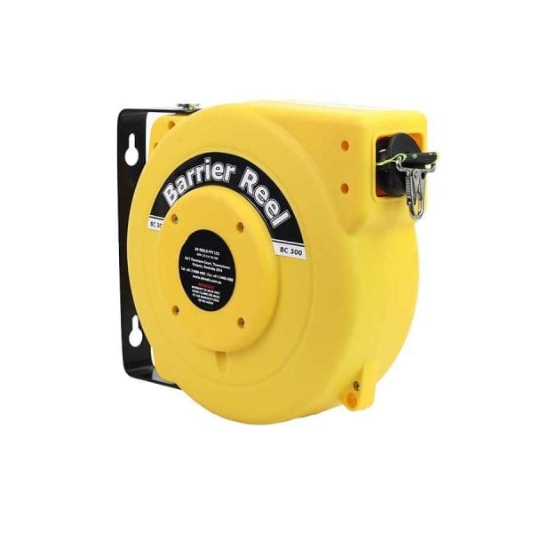 QBC300 Mini Barrier Reel