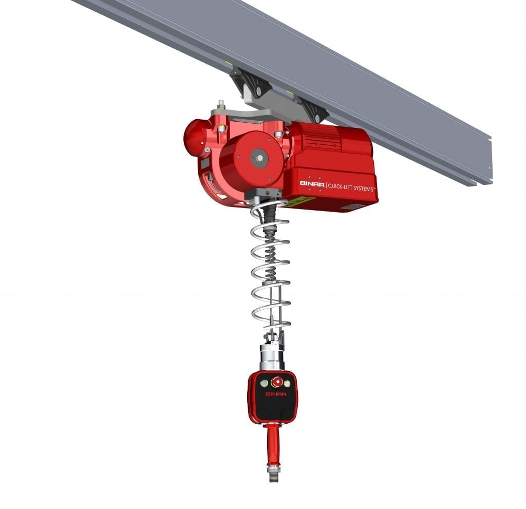 Quick-Lift Rail 300i
