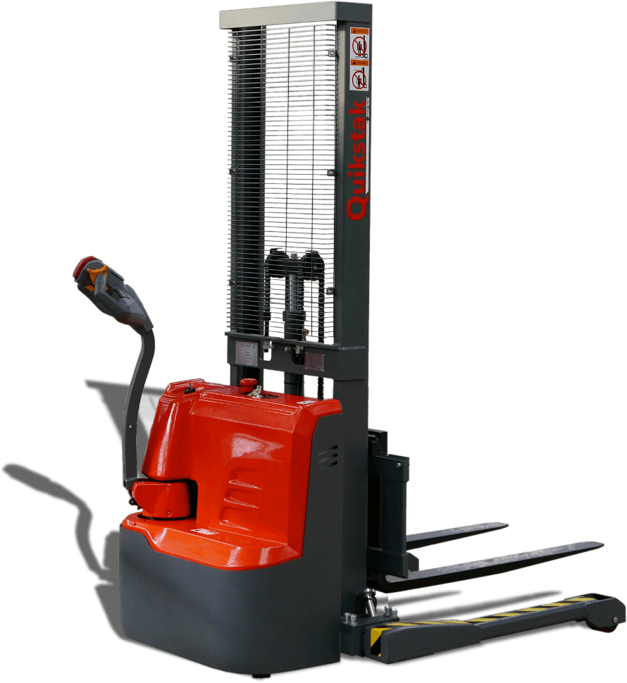 Quikstak Electric Stackers SP10 hero