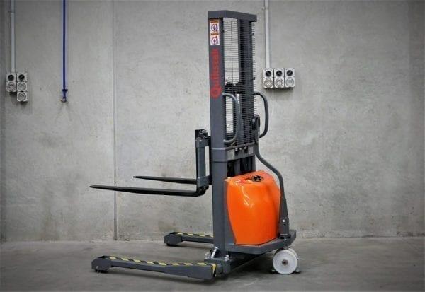 Quikstak S10 Semi Electric Stacker