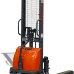Quikstak S10 Semi-Electric Stacker