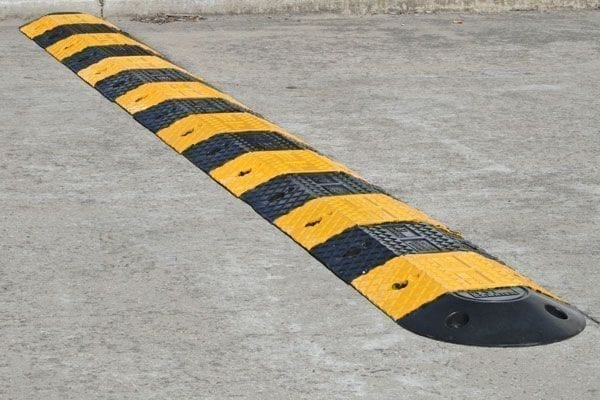 Rubber Speed Hump 2
