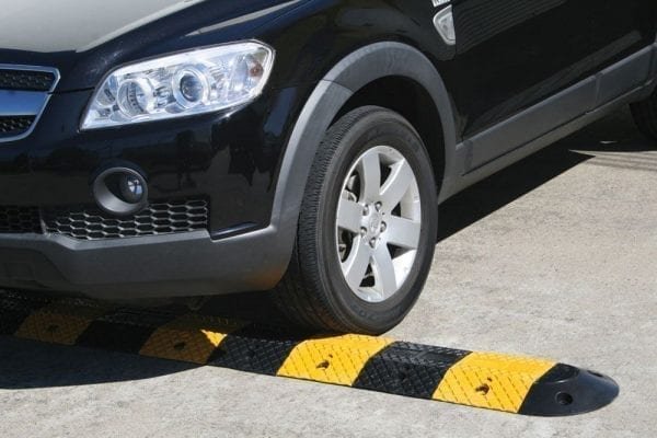 Rubber Speed Hump 3