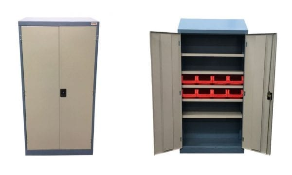 S822001 Industrial Cupboards ALL