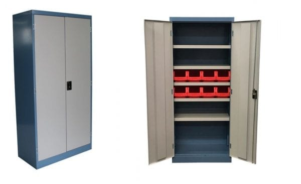 S822008 Industrial Cupboards ALL