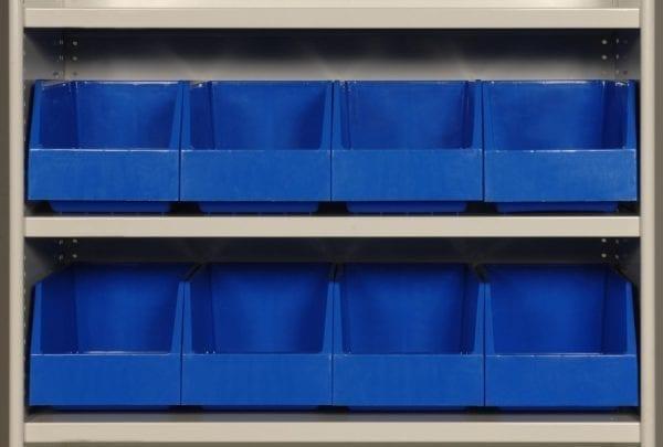 SAP43 on 2 Shelves