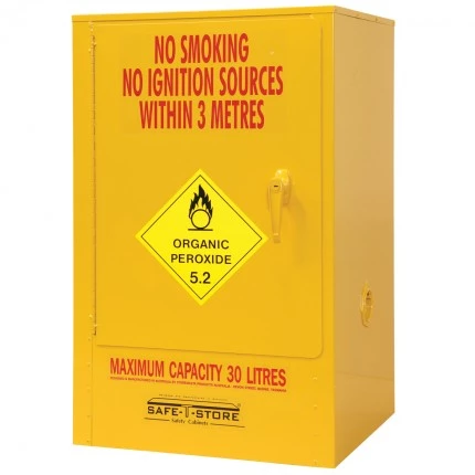 SC03052 Indoor Dangerous Goods Storage Cabinets closed 1