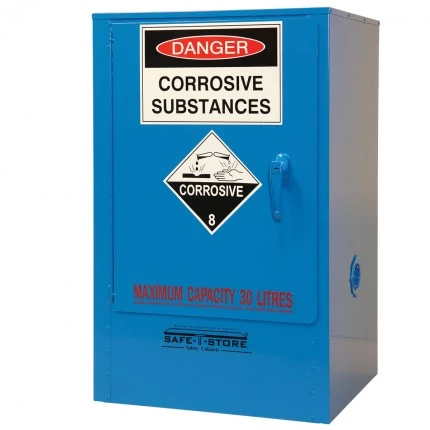 SC0308 Indoor Dangerous Goods Storage Cabinets closed