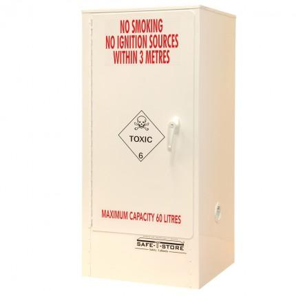 SC0606 Indoor Dangerous Goods Storage Cabinets closed