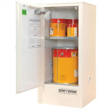 SC0606 Indoor Dangerous Goods Storage Cabinets open